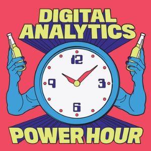 Digital analytics power hour podcast