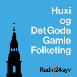 Huxi podcast