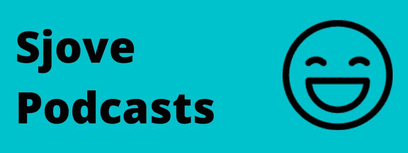 Sjove podcasts