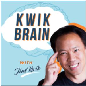 Kwik Brain - podcast om personlig udvikling